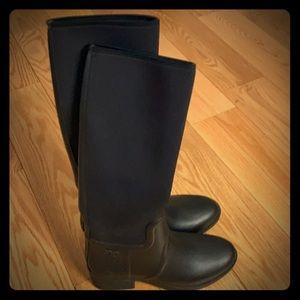 Tory Burch Waterproof, Insulated Rain/Snow Boots
